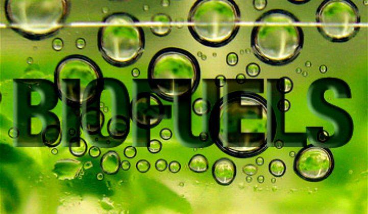 Le marché mondial des biocarburants devrait stimuler en raison de l'augmentation de la demande de combustibles fossiles et de l'augmentation de la pollution de l'air